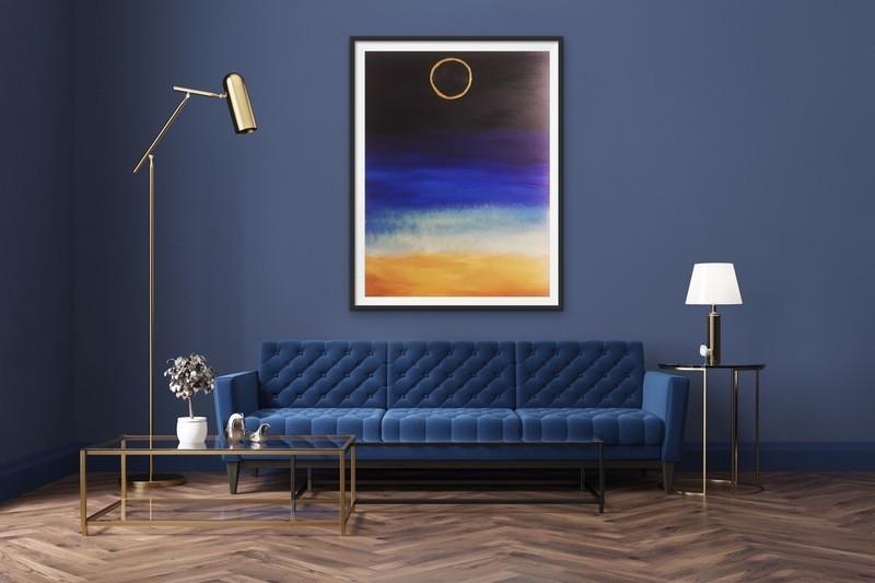"""Tides"" - Art Print"