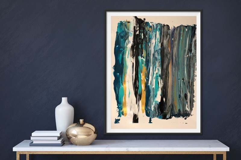 """Calmness"" Art Print"