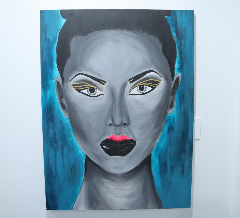 """Glow"" Canvas Print"