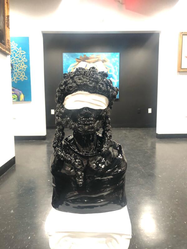 """Untitled Statue"" Original By Corey Haynes"
