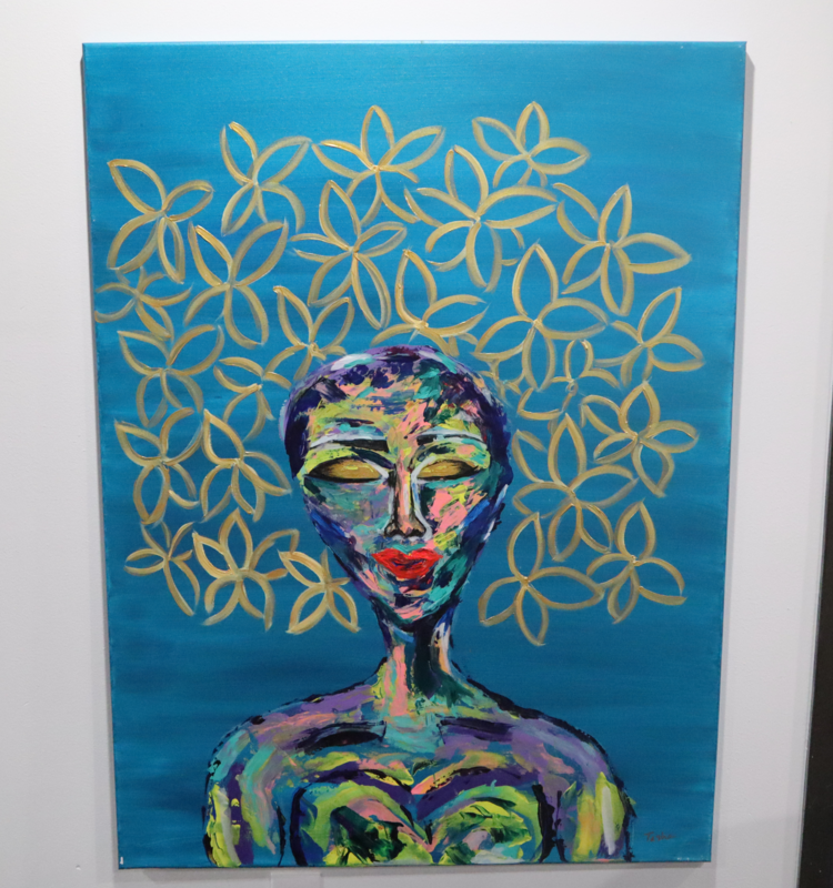 """Crowned"" - Art Print"