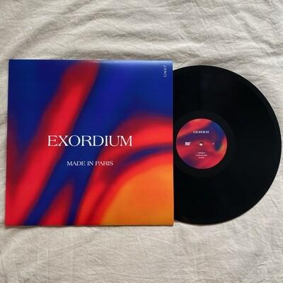 EXORDIUM ALBUM VINYL (BACK ORDER)