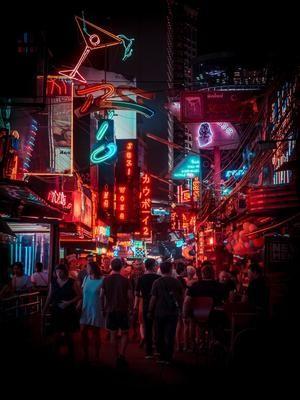 BANGKOK CITY NIGHT 4