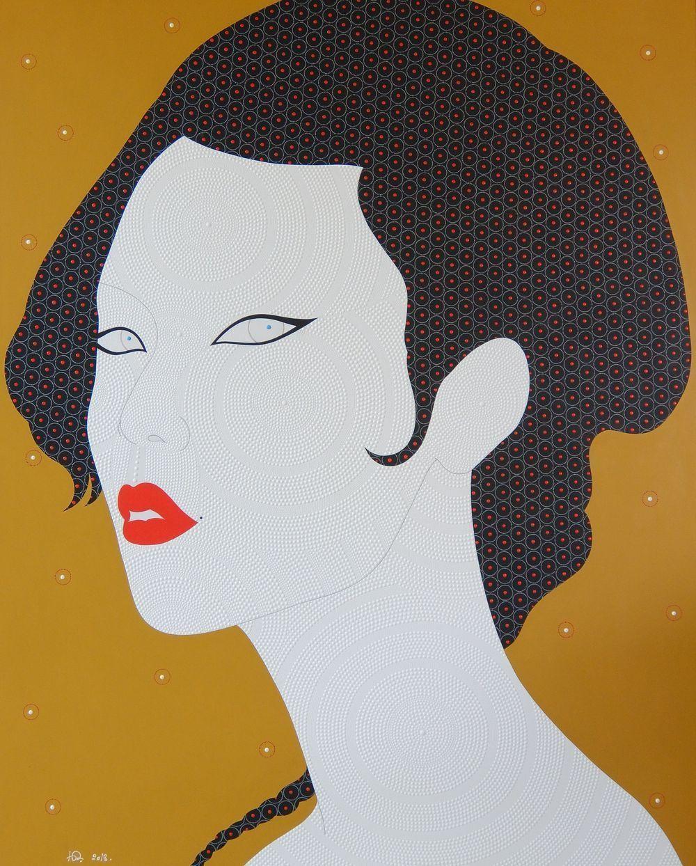 POP ART PORTRAIT 4