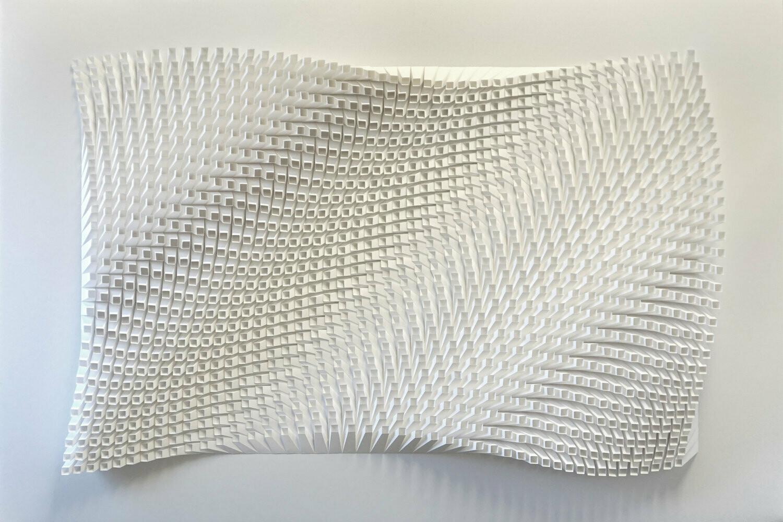 Geometric Paper Sculpture 25 (Title unspecified)