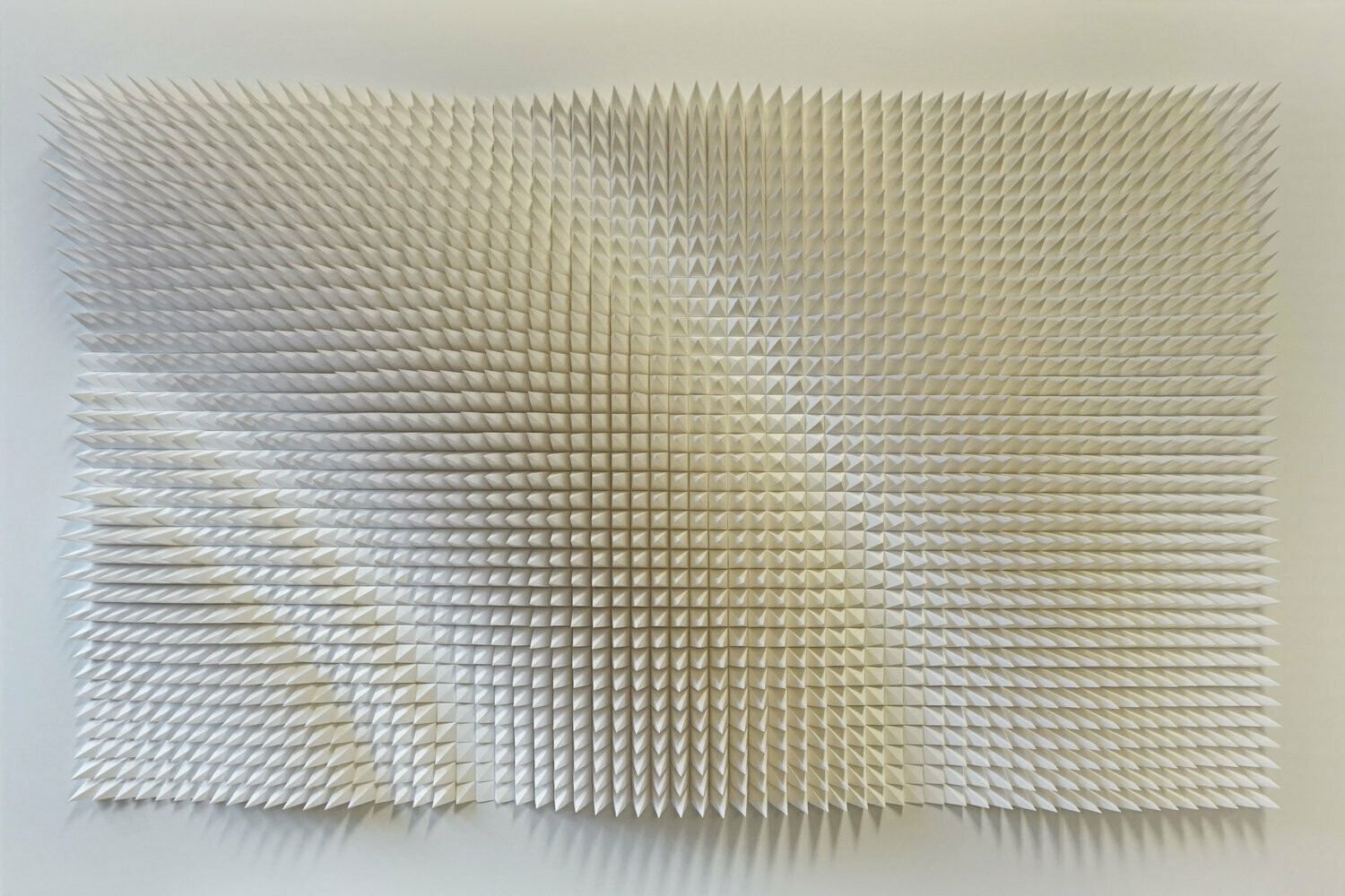 Geometric Paper Sculpture 30 (Title unspecified)
