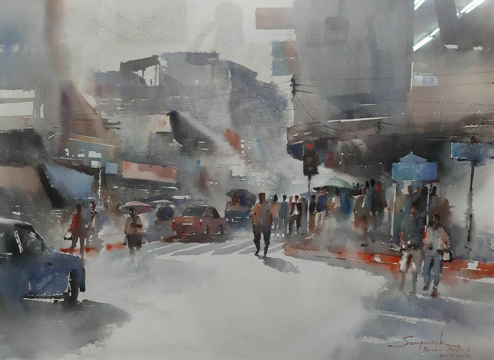 CHAROEN KRUNG ROAD BANGKOK