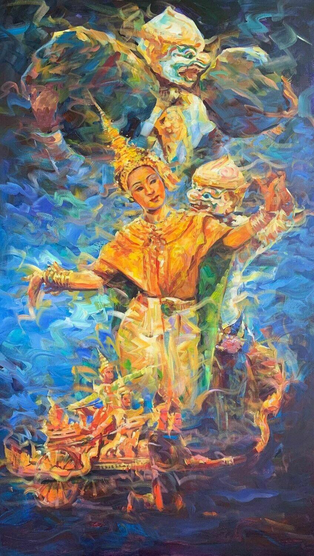KHON THAILAND WORLD'S HERITAGE 03