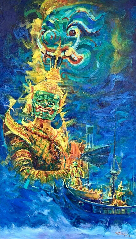 KHON THAILAND THE WORLD'S HERITAGE 05