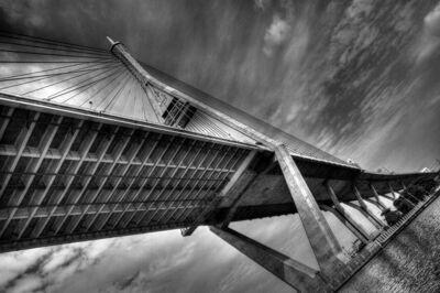BRIDGE (BANGKOK CHAO PHRAYA RIVER) 01