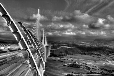 BRIDGE (MILLAU VIADUC) 01