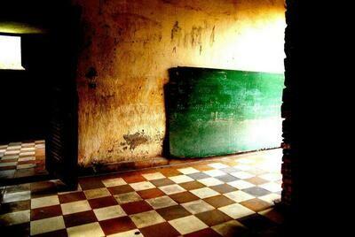 TUOL SLENG KHMER ROUGE JAIL (CAMBODIA) 03