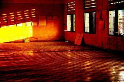 TUOL SLENG KHMER ROUGE JAIL (CAMBODIA) 07