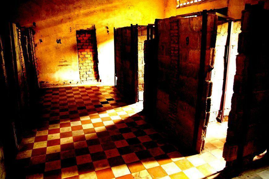TUOL SLENG KHMER ROUGE JAIL (CAMBODIA) 05