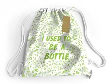 BottleBag Pack Deluxe Voll Print