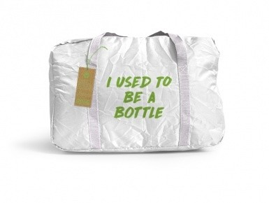 BottleBag Beach White