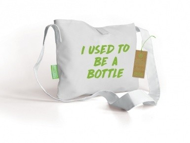 BottleBag Bike Weiß