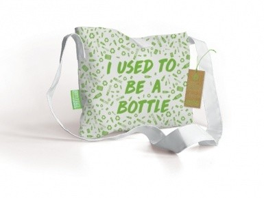 BottleBag Bike Voll Print