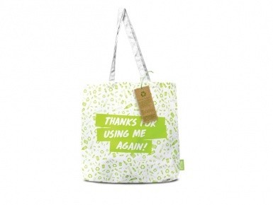 BottleBag Fashion Voll Print