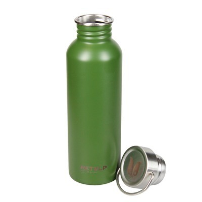 Trinkflasche Urban Grün 0,75l