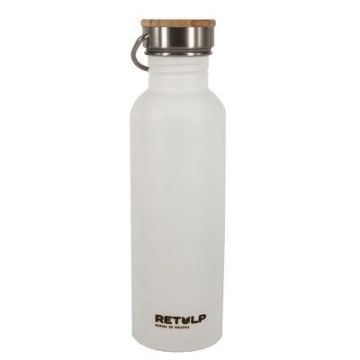 Trinkflasche Urban Weiß 0,75l