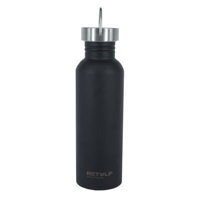 Trinkflasche Urban Schwarz 0,75l