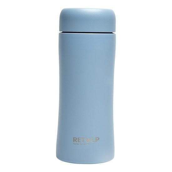 Thermosflasche Hellblau 0,3l