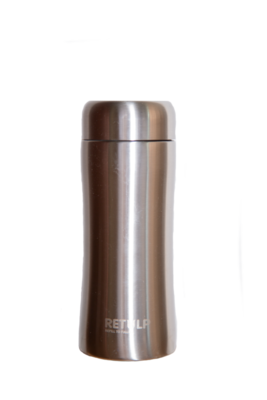 Thermosflasche Silber 0,3l