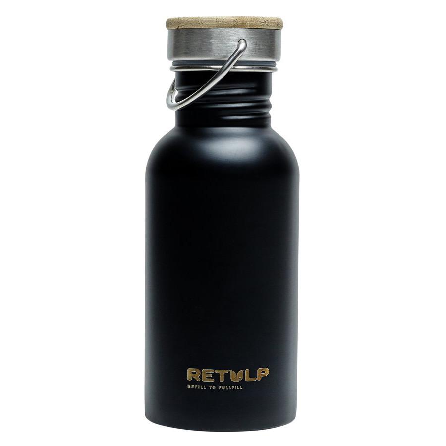 Trinkflasche Urban Schwarz 0,5l