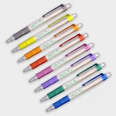 Kugelschreiber aus biologisch abbaubarem Kunststoff