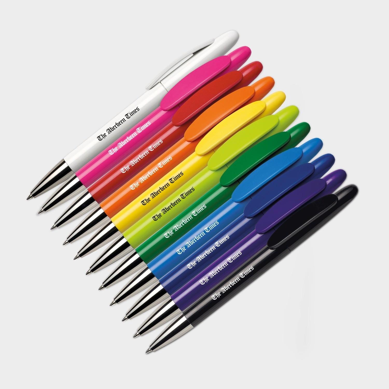 Hudson CD-Hüllen Kugelschreiber