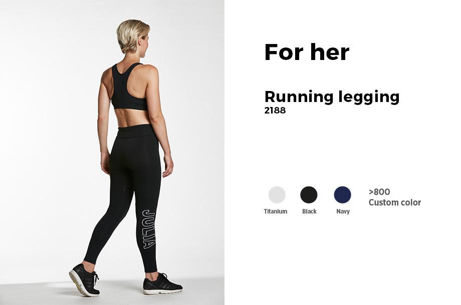 Lauf-Leggings for Her