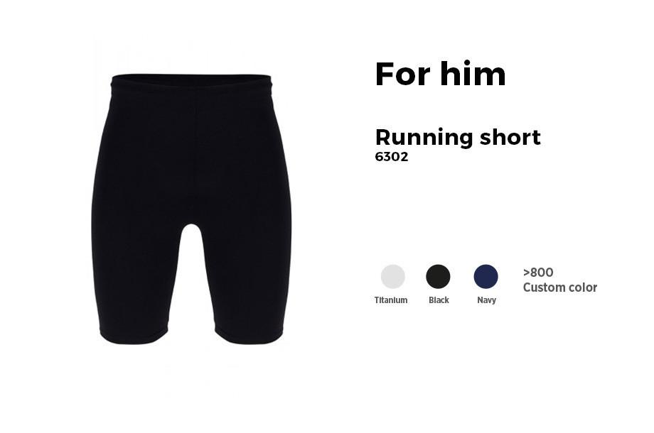 Lauf-Shorts for Him