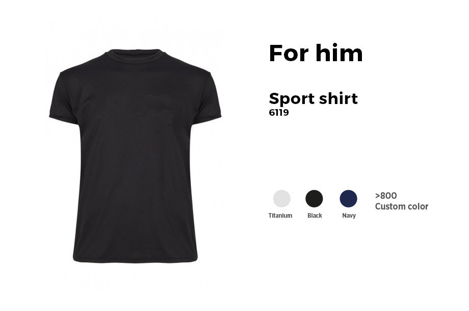 Sport Shirt for Him