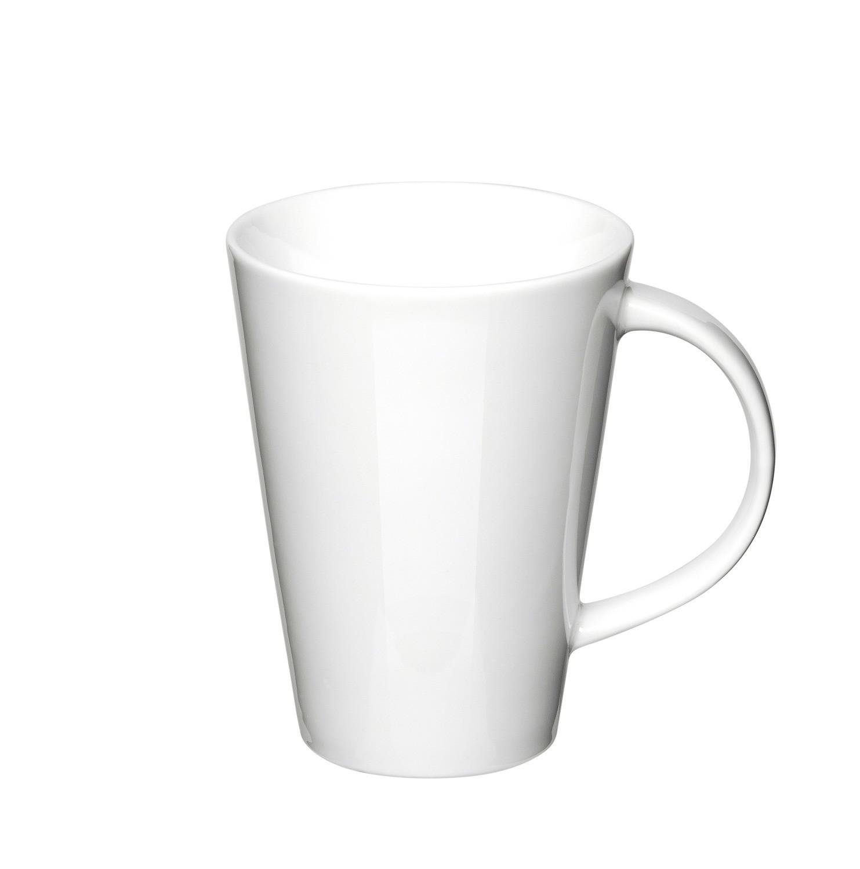 Gerade Kaffeetasse 0,4l