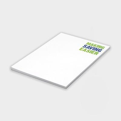 Notizblock aus recyceltem Papier A5