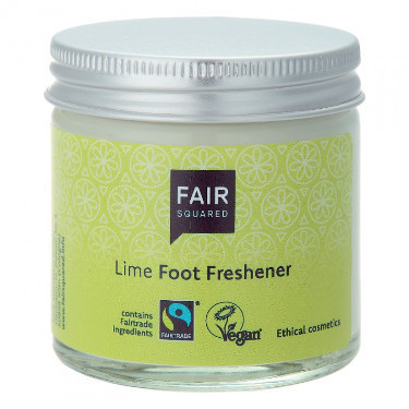Zero Waste Lime Foot Freshener 50ml