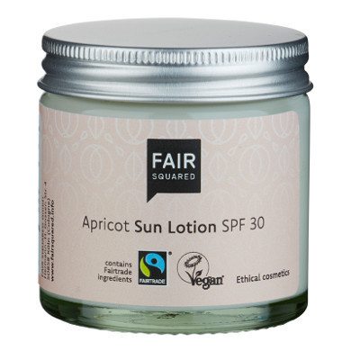Zero Waste Apricot Sun Lotion SPF 30 50ml