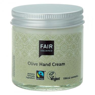 Zero Waste Olive Hand Cream 50ml
