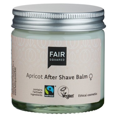 Zero Waste Apricot After Shave Balm Woman 50ml