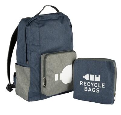 Recycle Bags Rucksack