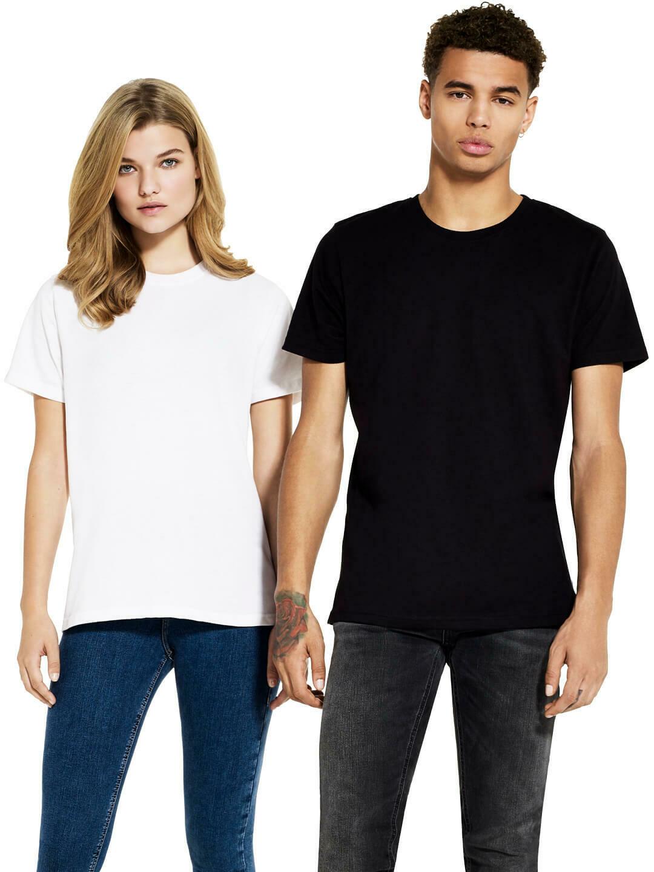 Unisex T-Shirt aus recycelter Bio Baumwolle & rPET