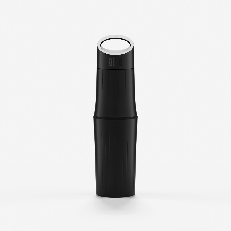 BE O Bottle schwarz 0,5l