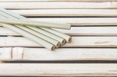 Bambus Trinkhalm