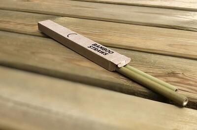 Bambus Trinkhalm (2er Sets)
