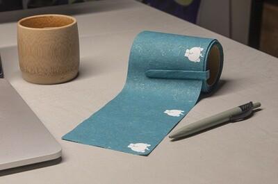Elephant Poo - Notizzettel Rolle