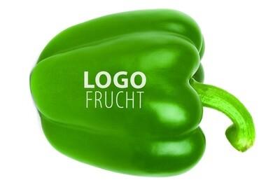 Logo Paprika grün