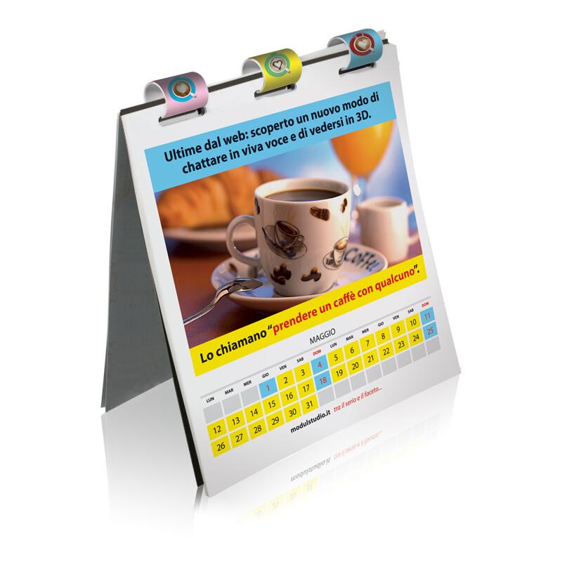 Kleiner Tischkalender