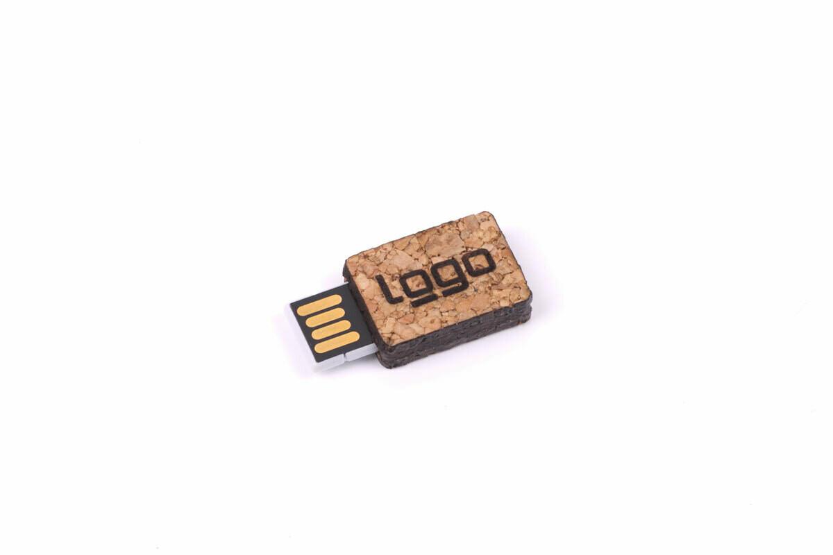 FSC USB Stick Root Kork