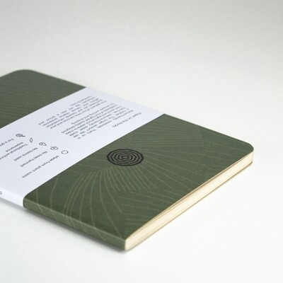 Leafbook Softcover A5